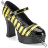 BUZZ-66 Black/Yellow
